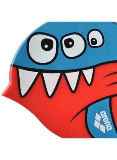 Arena Arena Awt Fish Cap Çocuk Çok Renkli Yüzücü Bone 91915400 Renkli